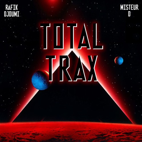 Total Trax - Lien vers le podcast